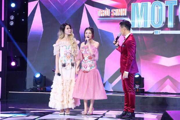 Thiên Nga (The Face), Ivan Trần dừng chân tại show ca hát Trời sinh một cặp - Ảnh 12.