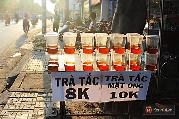 Siêu phẩm trà tắc khổng lồ đang càn quét đường phố Sài Gòn, giải nhiệt mùa nóng - Ảnh 6.
