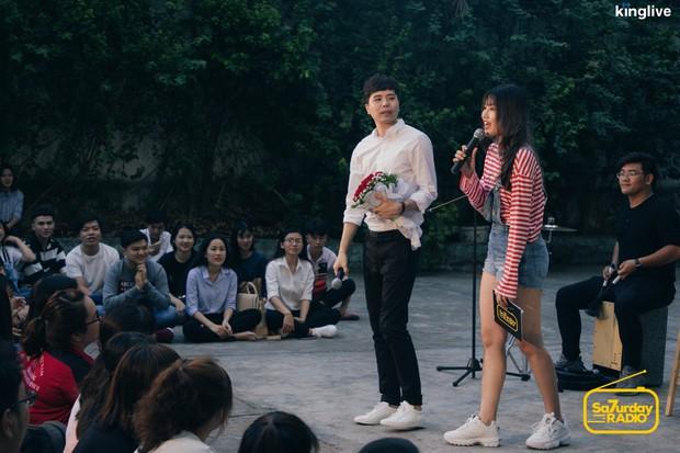 Saturday Radio: Trịnh Thăng Bình tiết lộ rất thích nhạc của Osad, ngẫu hứng hát một đoạn Người âm phủ - Ảnh 9.