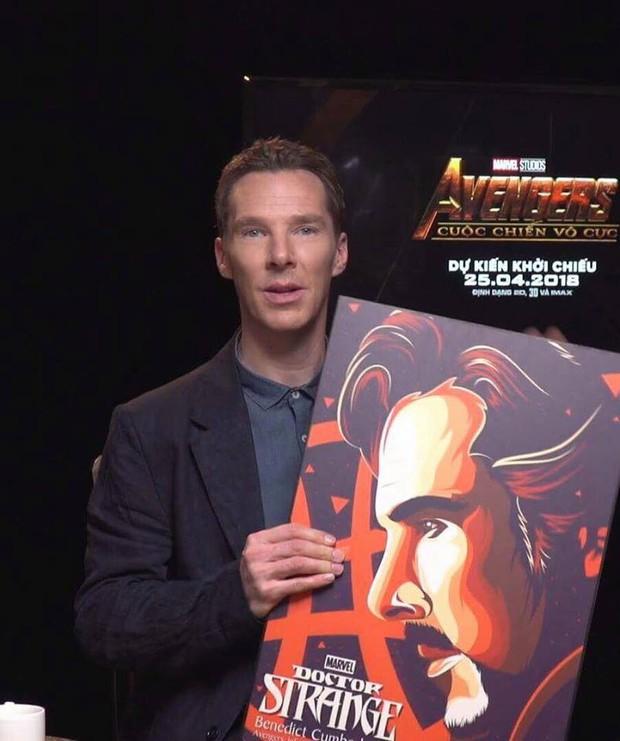 Thay mặt fan Marvel tại Việt Nam, Bảo Anh hỏi khó ê kíp làm phim Avengers: Infinity War - Ảnh 3.