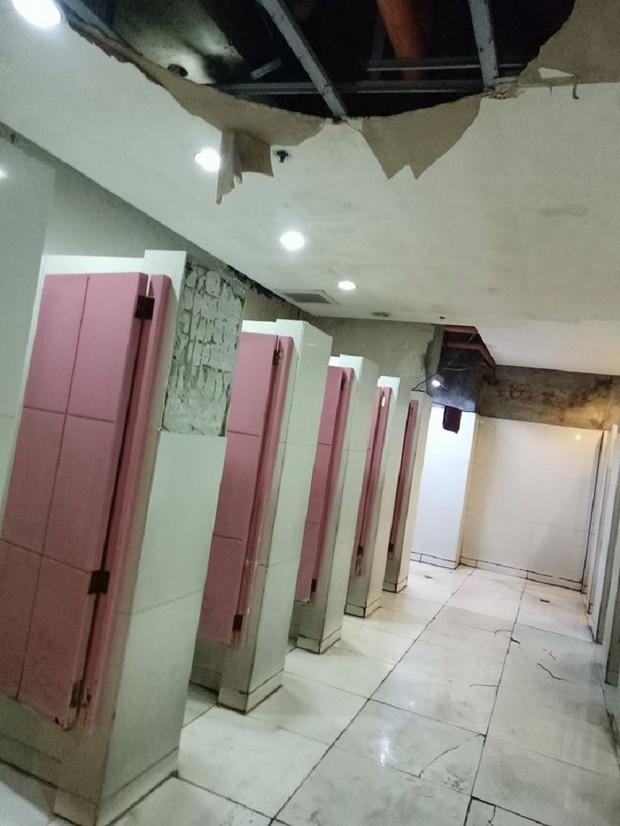 Hình ảnh điều kiện tồi tàn mà nhân viên một trung tâm thương mại nổi tiếng Philippines phải chịu gây phẫn nộ cộng đồng mạng - Ảnh 4.