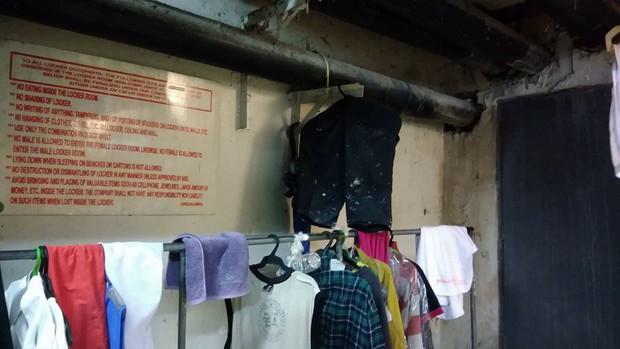 Hình ảnh điều kiện tồi tàn mà nhân viên một trung tâm thương mại nổi tiếng Philippines phải chịu gây phẫn nộ cộng đồng mạng - Ảnh 9.