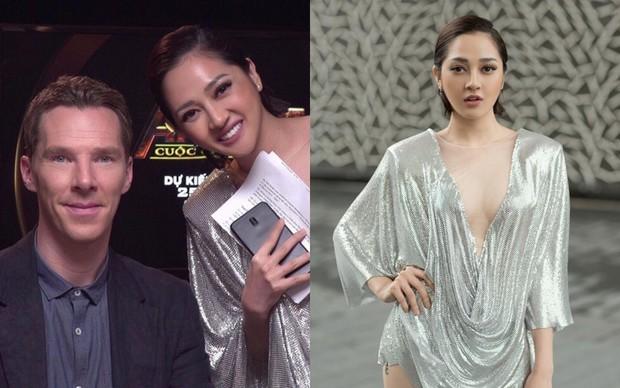 Thay mặt fan Marvel tại Việt Nam, Bảo Anh hỏi khó ê kíp làm phim Avengers: Infinity War - Ảnh 2.