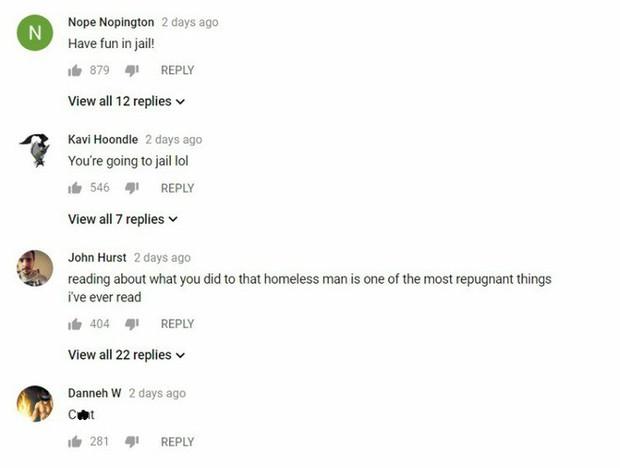 Youtuber Trung Quốc phải đền bù 820 triệu đồng, đối mặt án tù 2 năm vì prank người vô gia cư bằng bánh Oreo nhân kem đánh răng - Ảnh 6.