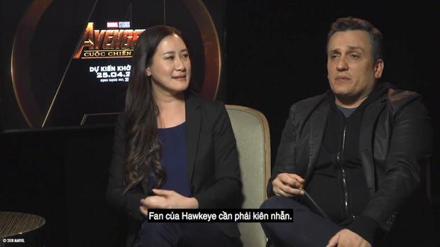 Thay mặt fan Marvel tại Việt Nam, Bảo Anh hỏi khó ê kíp làm phim Avengers: Infinity War - Ảnh 5.