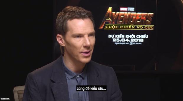 Thay mặt fan Marvel tại Việt Nam, Bảo Anh hỏi khó ê kíp làm phim Avengers: Infinity War - Ảnh 7.