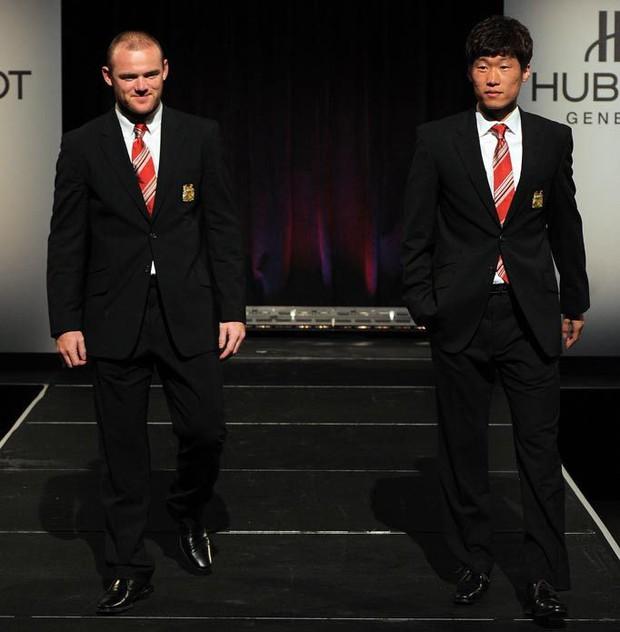 Đâu chỉ có Bùi Tiến Dũng, nhiều cầu thủ nổi tiếng thế giới cũng từng sải bước trên sàn diễn thời trang - Ảnh 10.