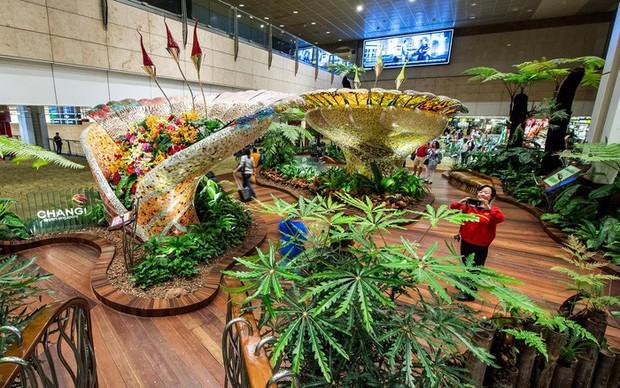 Sẽ không còn chán chường mệt mỏi dù phải ngồi chờ cả ngày tại những sân bay sang chảnh bậc nhất châu Á này - Ảnh 4.