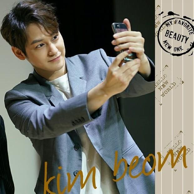 Lần đầu đăng ảnh sau tin hẹn hò mỹ nhân Hoa du ký, Kim Bum bất ngờ lấy lại phong độ điển trai - Ảnh 5.