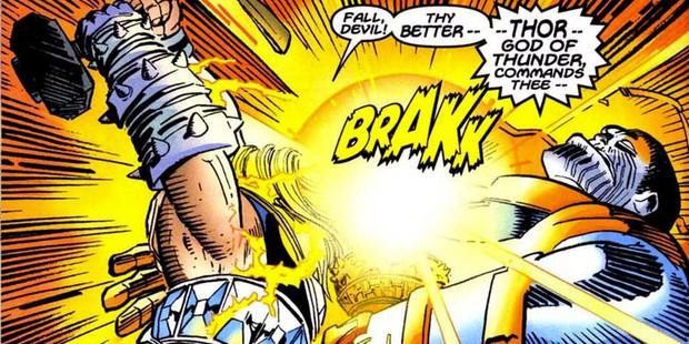 """Tưởng vô đối thế thôi, Thanos cũng từng bị các siêu anh hùng cho """"ăn hành"""" nhiều lần rồi! - Ảnh 1."""