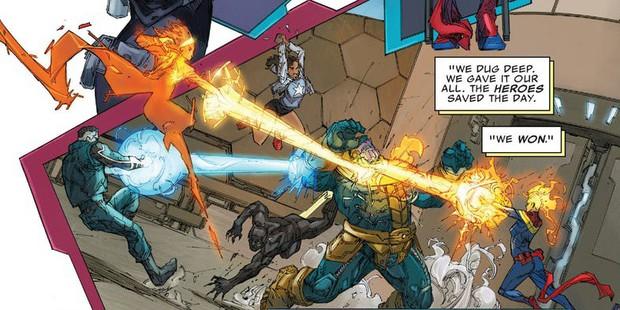 """Tưởng vô đối thế thôi, Thanos cũng từng bị các siêu anh hùng cho """"ăn hành"""" nhiều lần rồi! - Ảnh 3."""