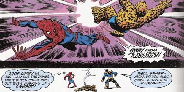 """Tưởng vô đối thế thôi, Thanos cũng từng bị các siêu anh hùng cho """"ăn hành"""" nhiều lần rồi! - Ảnh 4."""