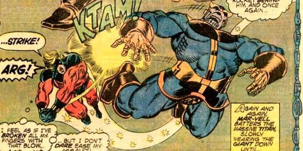 """Tưởng vô đối thế thôi, Thanos cũng từng bị các siêu anh hùng cho """"ăn hành"""" nhiều lần rồi! - Ảnh 6."""
