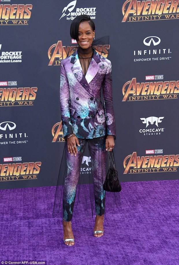 Thảm tím Avengers: Loạt siêu sao quy tụ hoành tráng như lễ trao giải Oscar, nhưng thiếu 1 người quan trọng! - Ảnh 22.