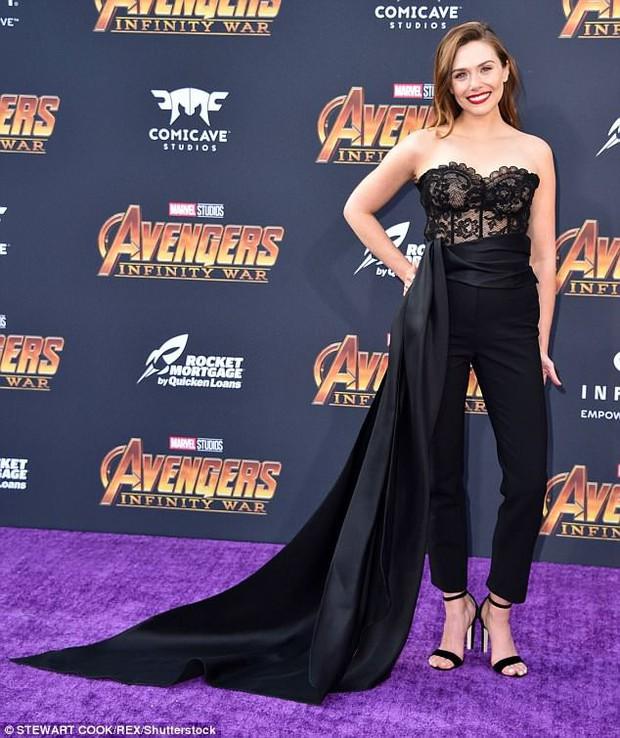 Thảm tím Avengers: Loạt siêu sao quy tụ hoành tráng như lễ trao giải Oscar, nhưng thiếu 1 người quan trọng! - Ảnh 3.