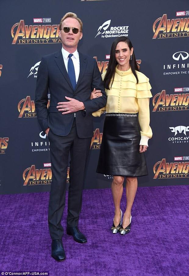 Thảm tím Avengers: Loạt siêu sao quy tụ hoành tráng như lễ trao giải Oscar, nhưng thiếu 1 người quan trọng! - Ảnh 13.