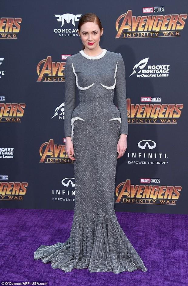 Thảm tím Avengers: Loạt siêu sao quy tụ hoành tráng như lễ trao giải Oscar, nhưng thiếu 1 người quan trọng! - Ảnh 26.