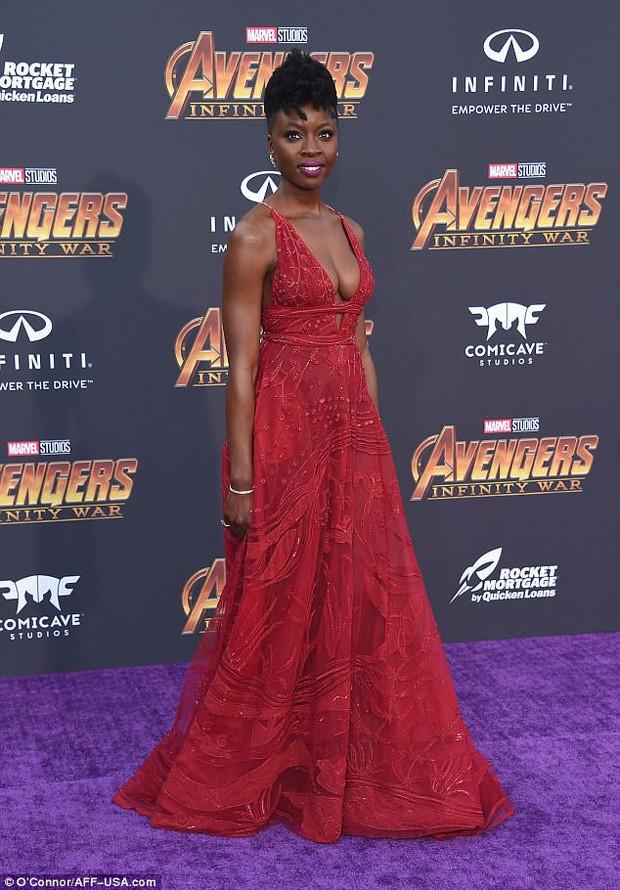 Thảm tím Avengers: Loạt siêu sao quy tụ hoành tráng như lễ trao giải Oscar, nhưng thiếu 1 người quan trọng! - Ảnh 24.