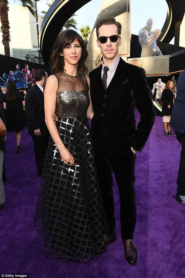 Thảm tím Avengers: Loạt siêu sao quy tụ hoành tráng như lễ trao giải Oscar, nhưng thiếu 1 người quan trọng! - Ảnh 18.