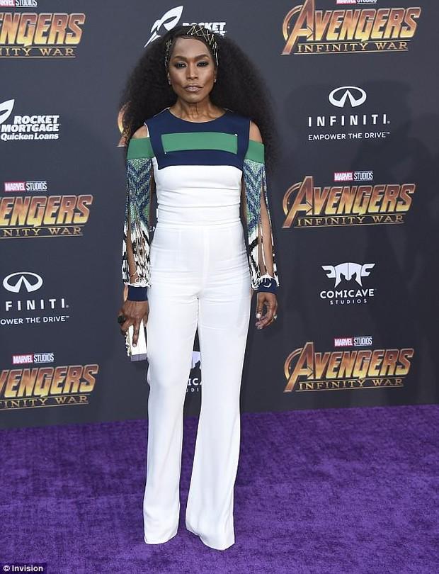 Thảm tím Avengers: Loạt siêu sao quy tụ hoành tráng như lễ trao giải Oscar, nhưng thiếu 1 người quan trọng! - Ảnh 25.