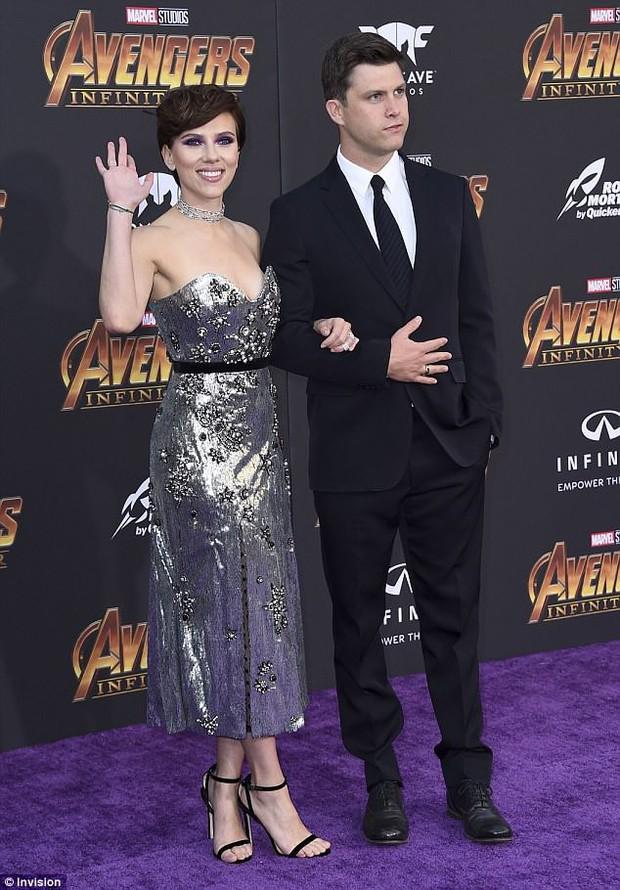Thảm tím Avengers: Loạt siêu sao quy tụ hoành tráng như lễ trao giải Oscar, nhưng thiếu 1 người quan trọng! - Ảnh 1.