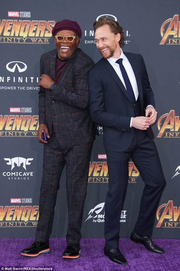 Thảm tím Avengers: Loạt siêu sao quy tụ hoành tráng như lễ trao giải Oscar, nhưng thiếu 1 người quan trọng! - Ảnh 17.