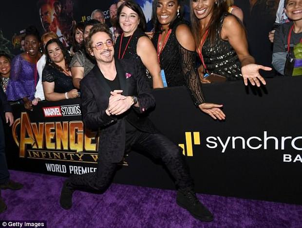 Thảm tím Avengers: Loạt siêu sao quy tụ hoành tráng như lễ trao giải Oscar, nhưng thiếu 1 người quan trọng! - Ảnh 6.