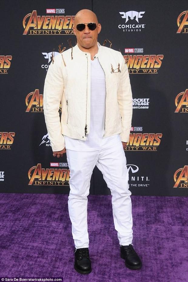 Thảm tím Avengers: Loạt siêu sao quy tụ hoành tráng như lễ trao giải Oscar, nhưng thiếu 1 người quan trọng! - Ảnh 7.