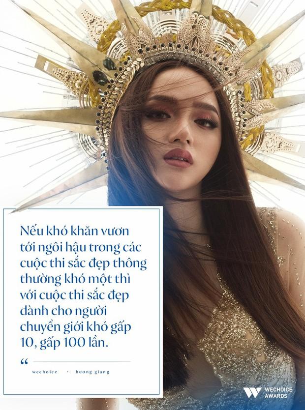 Câu chuyện Hương Giang không chỉ là nỗ lực của một cô hoa hậu, đó chính là hành trình sống đúng với chính mình - Ảnh 3.