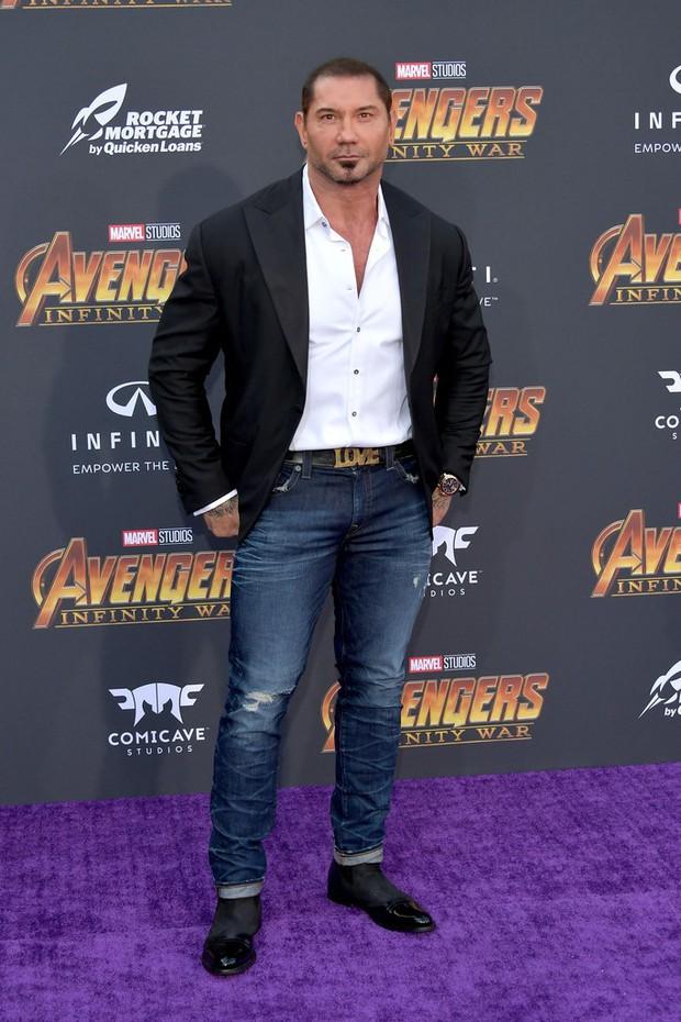 Thảm tím Avengers: Loạt siêu sao quy tụ hoành tráng như lễ trao giải Oscar, nhưng thiếu 1 người quan trọng! - Ảnh 12.