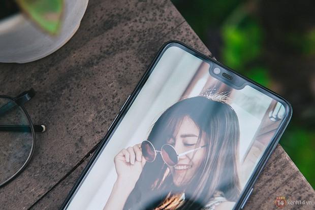 Cùng là tai thỏ, nhưng tai thỏ trên OPPO F7 khác iPhone X như thế nào? - Ảnh 4.