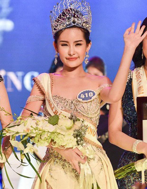 Bộ Văn hóa không công nhận Lê Âu Ngân Anh là Hoa hậu Đại dương, từ chối cấp phép đi thi Quốc tế - Ảnh 1.