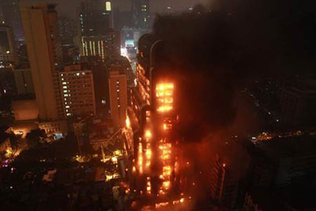 Cháy quán karaoke tại Trung Quốc khiến 18 người thiệt mạng - Ảnh 1.