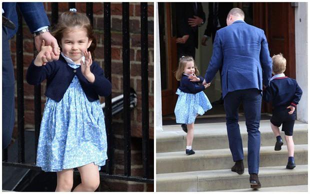 Không phải là em trai mới sinh, tiểu công chúa Charlotte mới chính là người làm nên lịch sử hoàng gia Anh - Ảnh 2.