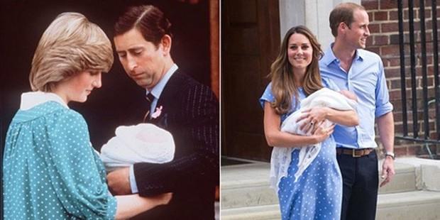 Không phải ngẫu nhiên mà Công nương Kate lại chọn đầm đỏ trong buổi diện kiến công chúng sau sinh - Ảnh 11.