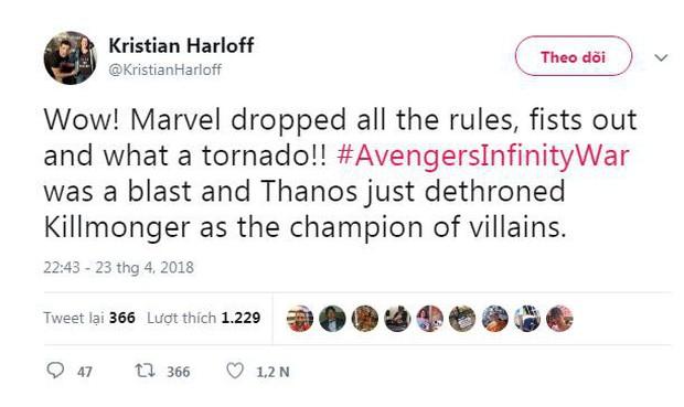 Nửa bán cầu bên kia đã tiếp cận bom tấn Avengers: Infinity War rồi, đoán xem họ nói gì? - Ảnh 12.