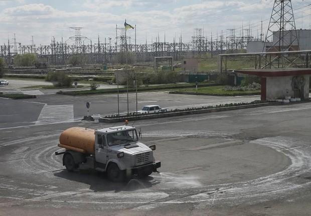 Ám ảnh bên trong nhà máy điện hạt nhân Chernobyl sau hơn 30 năm - Ảnh 15.