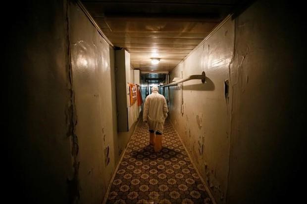 Ám ảnh bên trong nhà máy điện hạt nhân Chernobyl sau hơn 30 năm - Ảnh 16.