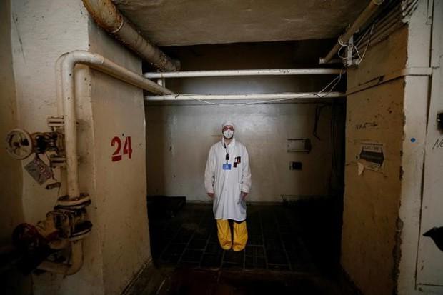 Ám ảnh bên trong nhà máy điện hạt nhân Chernobyl sau hơn 30 năm - Ảnh 19.