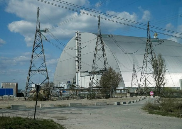 Ám ảnh bên trong nhà máy điện hạt nhân Chernobyl sau hơn 30 năm - Ảnh 3.