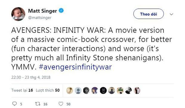 Nửa bán cầu bên kia đã tiếp cận bom tấn Avengers: Infinity War rồi, đoán xem họ nói gì? - Ảnh 4.