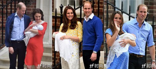 Điều cực kỳ đặc biệt ở chiếc khăn choàng mà Công nương Kate Middleton dùng để quấn tiểu hoàng tử - Ảnh 5.