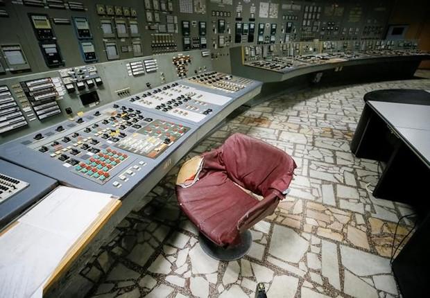 Ám ảnh bên trong nhà máy điện hạt nhân Chernobyl sau hơn 30 năm - Ảnh 6.
