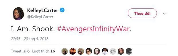 Nửa bán cầu bên kia đã tiếp cận bom tấn Avengers: Infinity War rồi, đoán xem họ nói gì? - Ảnh 6.