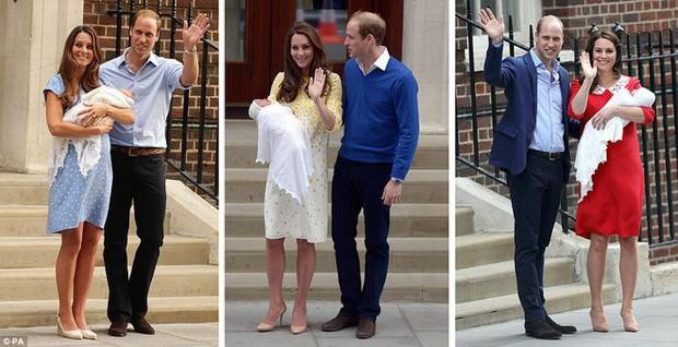 Đây là câu trả lời của Hoàng tử William khi được hỏi về tên của con thứ 3 và bí mật phía sau vẻ rạng rỡ của Công nương Kate ngay sau khi sinh - Ảnh 7.