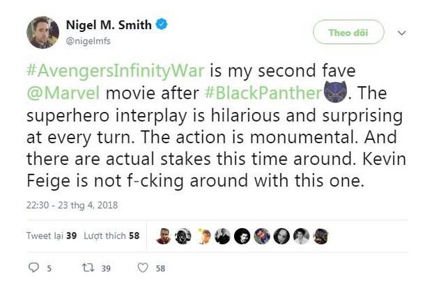 Nửa bán cầu bên kia đã tiếp cận bom tấn Avengers: Infinity War rồi, đoán xem họ nói gì? - Ảnh 10.