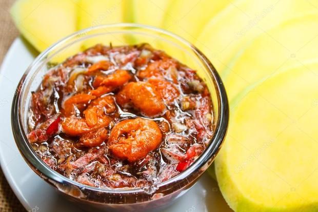 Hội nghiện xoài dầm chắc chắn sẽ ngất lịm khi nhìn thấy món ăn này ở Thái Lan - Ảnh 8.
