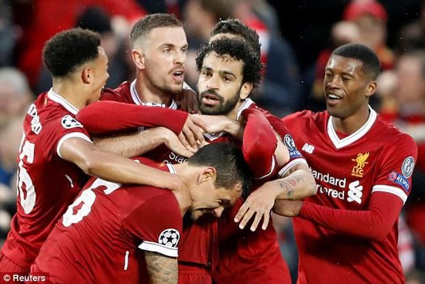 Liverpool nghiền nát AS Roma nhưng thua 2 bàn quan trọng những phút cuối - Ảnh 3.