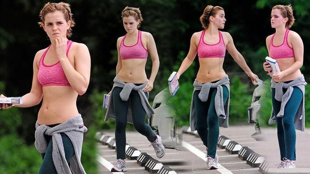Bí quyết gì đã giúp cô phù thủy Emma Watson luôn giữ được thân hình quyến rũ mà không cần ăn kiêng? - Ảnh 7.
