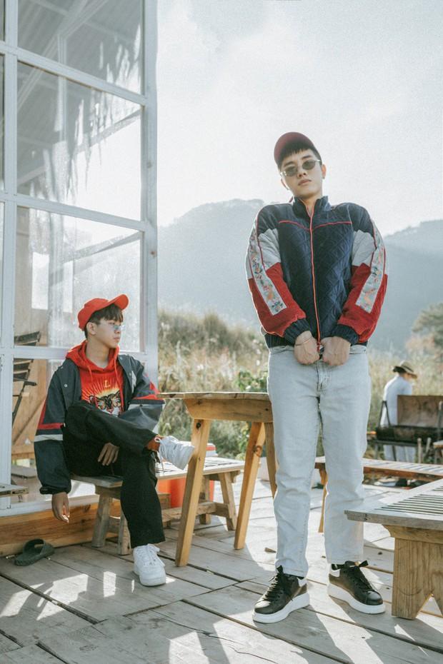 Bộ đôi Juun Đăng Dũng - R.Tee ra mắt bản Chill của ca khúc lấy cảm hứng từ thơ Xuân Diệu - Ảnh 8.